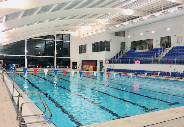 Case Study – Arc Leisure Matlock